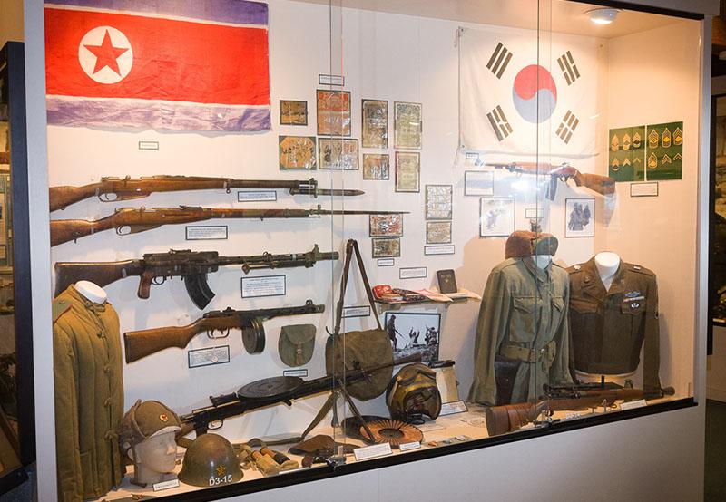 Gallery - North Louisiana Military Museum